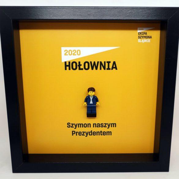 Szymon Hołownia - ramka powyborcza