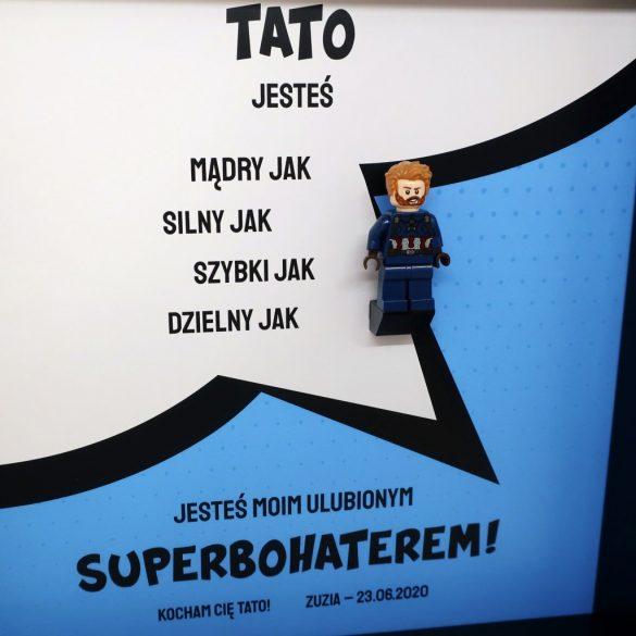 Superbohater Tata - Kapitan Ameryka