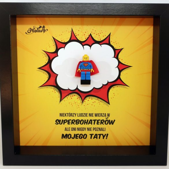 Superbohater Tata - komiks