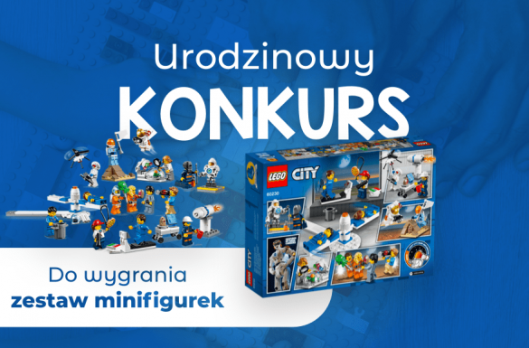 Konkurs - Wygraj zestaw LEGO