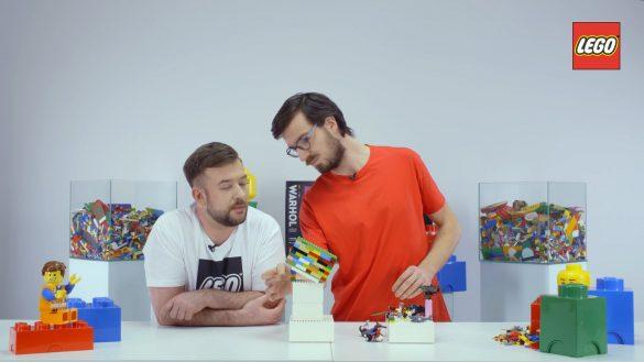 Jak zbudować aparat z klocków LEGO? fot. mistrzowiebudowania.com