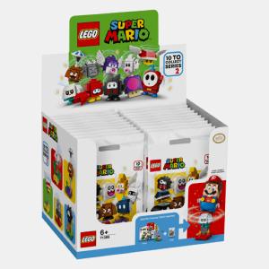 Kompletna kolekcja - Lego Character Packs Series 2 71386 Super Mario