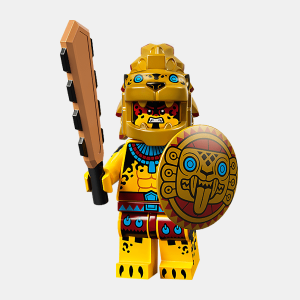 Ancient Warrior - Lego Minifigures 71029 Series 21 - col21-8