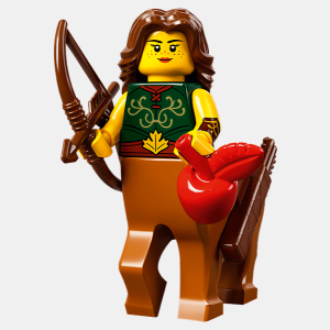 Centaur Warrior - Lego Minifigures 71029 Series 21 - col21-6