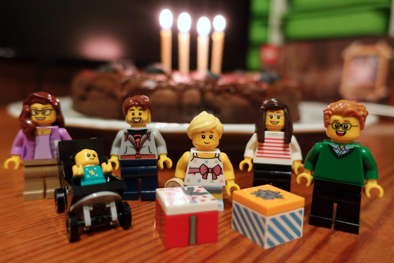 Tak świętowaliśmy 4. urodziny Figurkowych ramek w grudniu 2020 roku :)