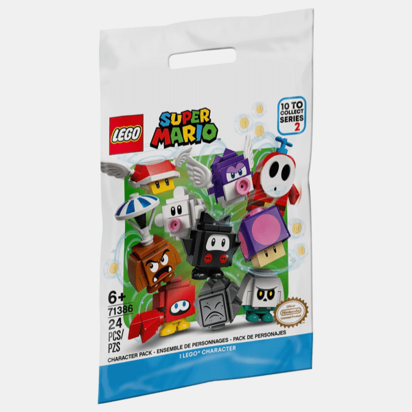 Lego Character Packs Series 2 71386 Super Mario - saszetka