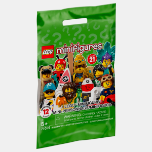 Lego Minifigures 71029 Series 21 - saszetka