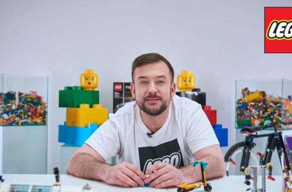 Mistrzowie Budowania LEGO - Przemek Staroń fot. mat. prasowe