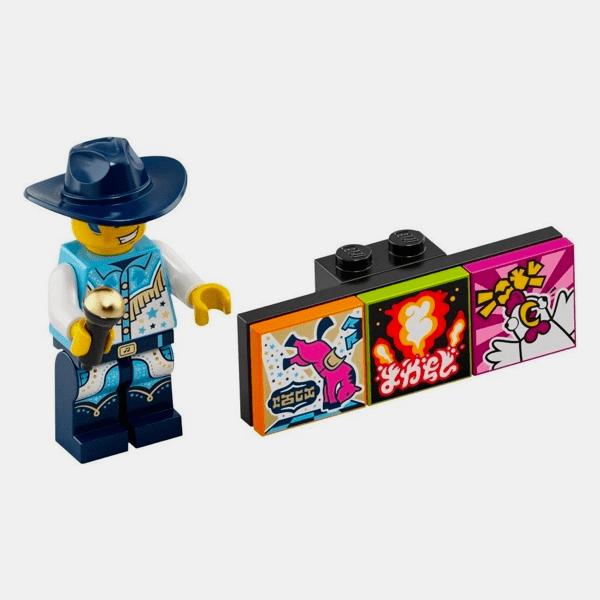 Discowboy - Lego VIDIYO 43101 Bandmates Series 1 - vidbm01-6