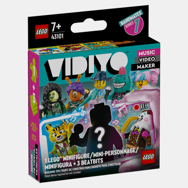 LEGO 43101 VIDIYO Bandmates Series 1