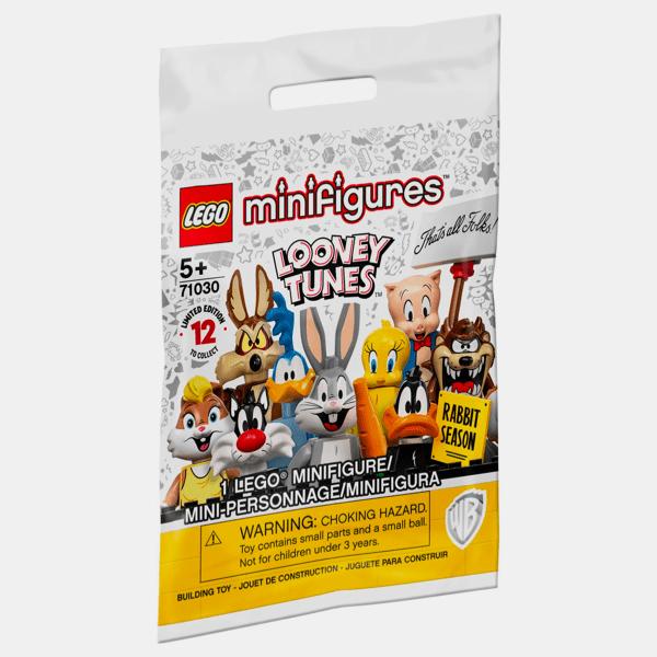 Kompletna kolekcja - Lego Minifigures 71030 Looney Tunes Series - PRZEDSPRZEDAŻ