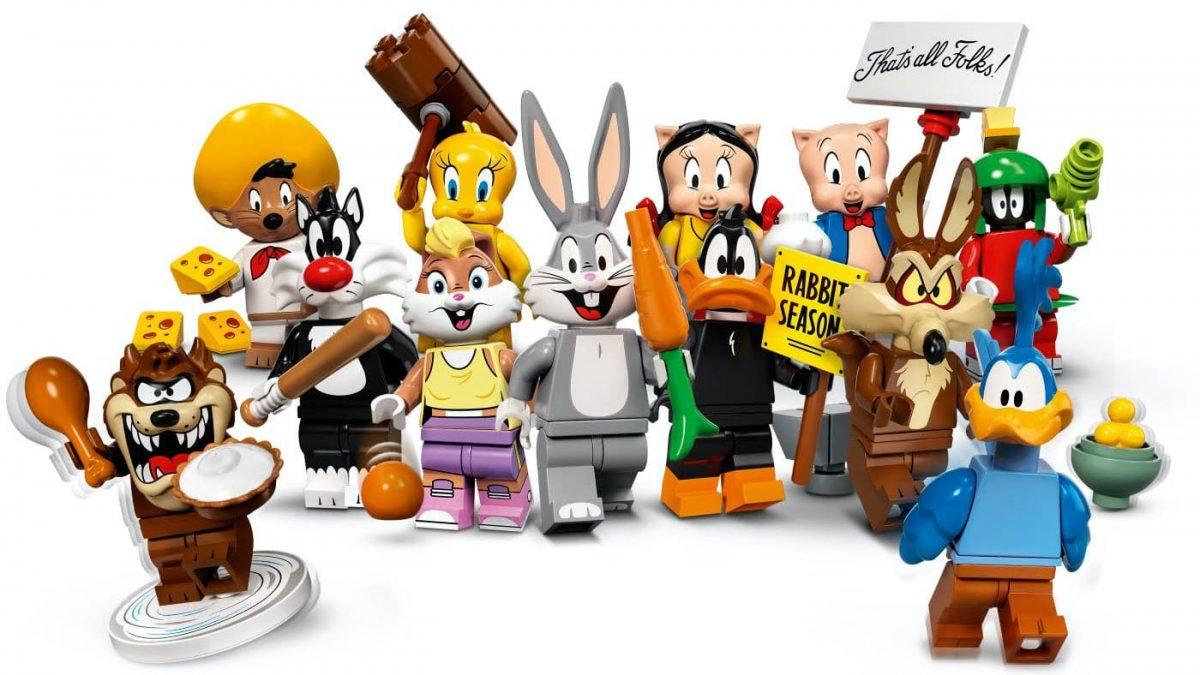 Lego Minifigures 71030 Looney Tunes Zwariowane melodie