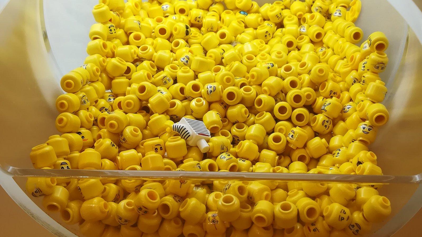 Nasza wizyta w LEGO® Store Leicester Square w Londynie - listopad 2019