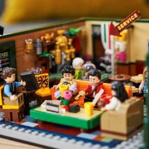 21319 Zestaw LEGO Ideas Central Perk - Friends