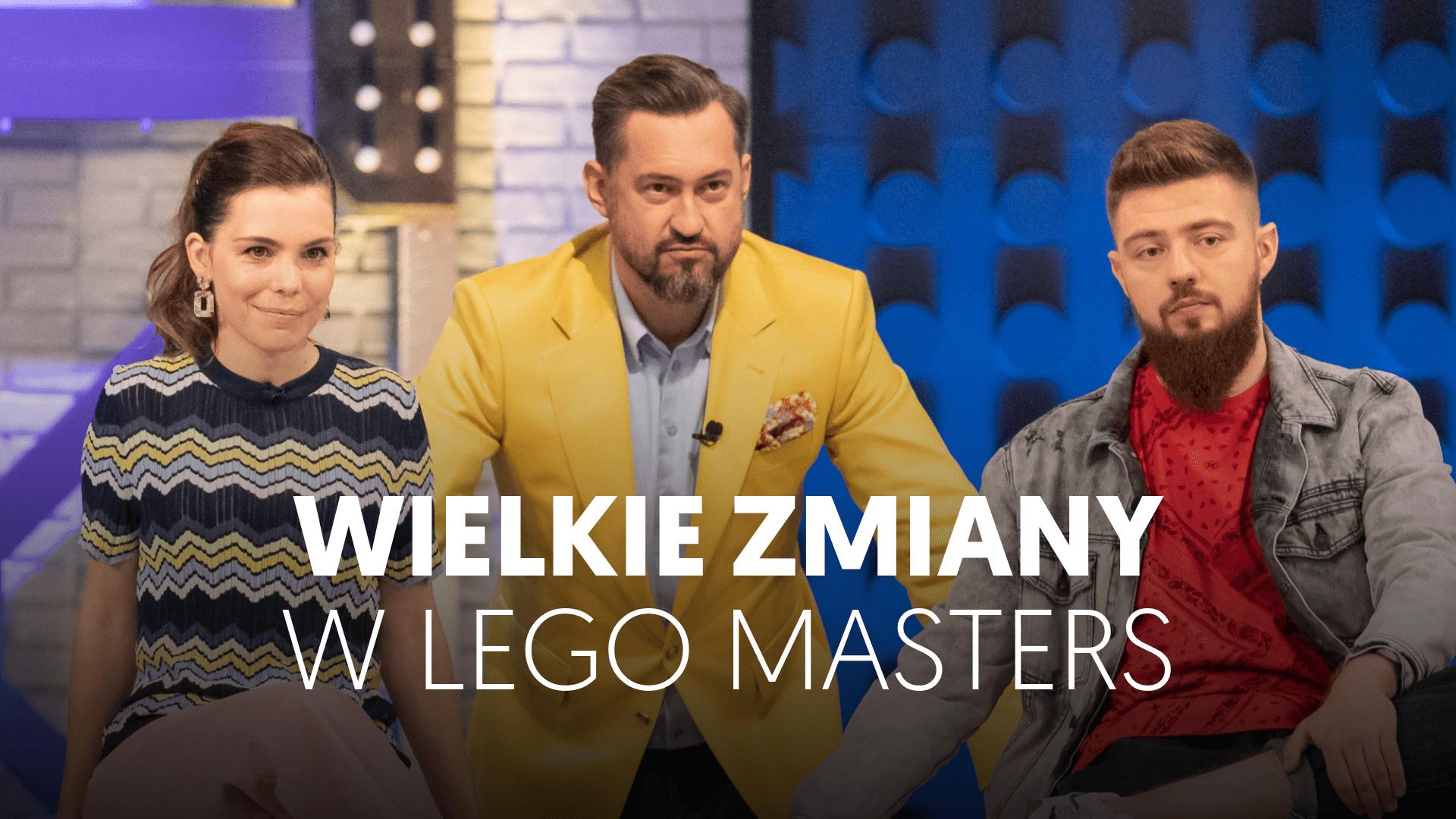 LEGO Masters, kogo nie zobaczymy w nowej edycji, fot. Cezary Piwowarski:TVN