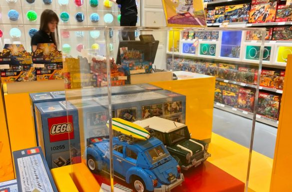 Oficjalny LEGO Store - wkrótce otwarcie w Galerii Mokotów, fot. lego.com